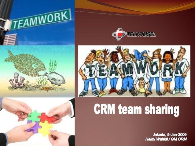 Teamwork sharing