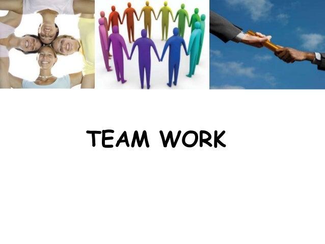 Team work @ synergy