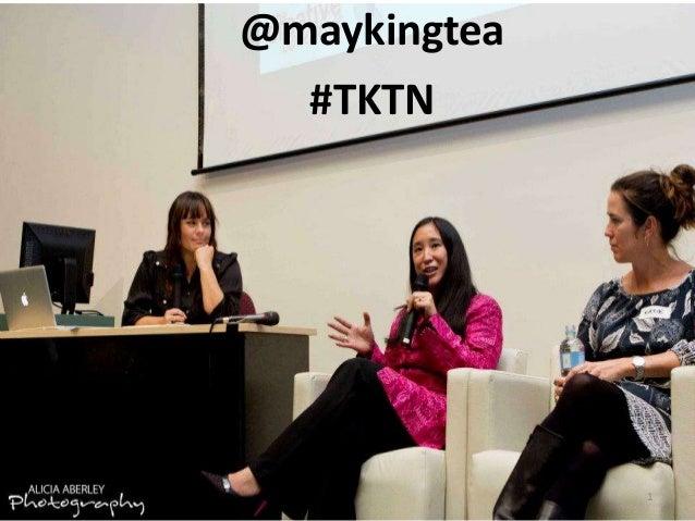 @maykingtea  #TKTN              1