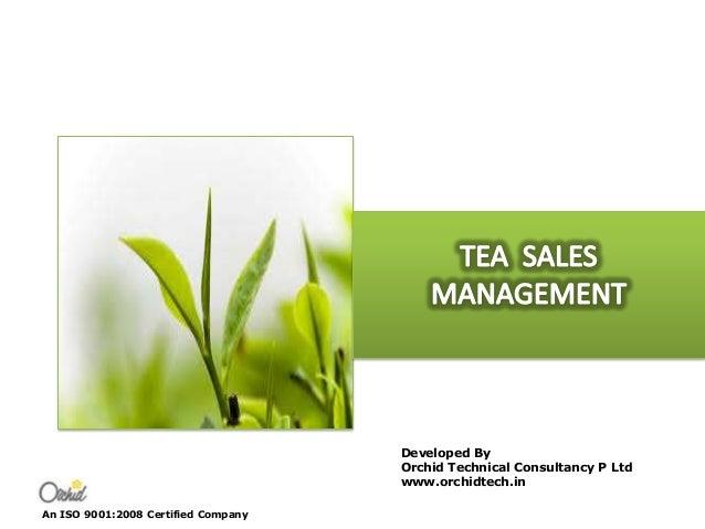 Tea Sales Management System v4