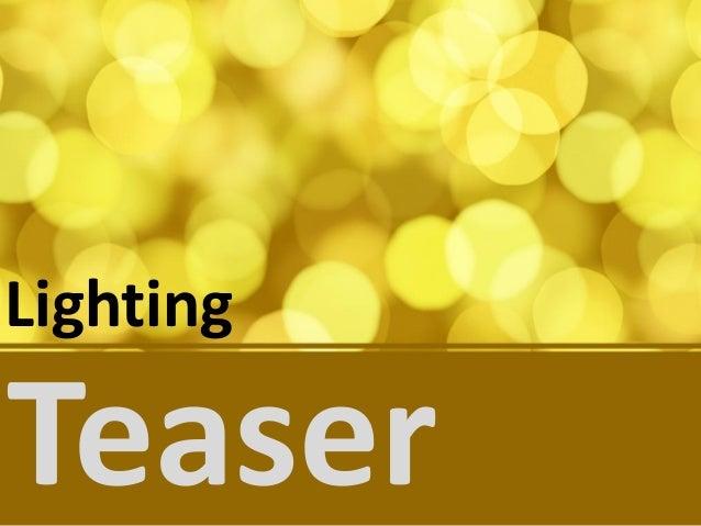 LightingTeaser
