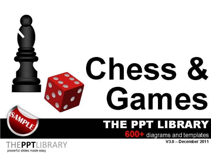 The PPT Library - Chess & games