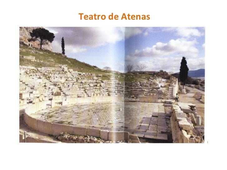 Teatro de Atenas