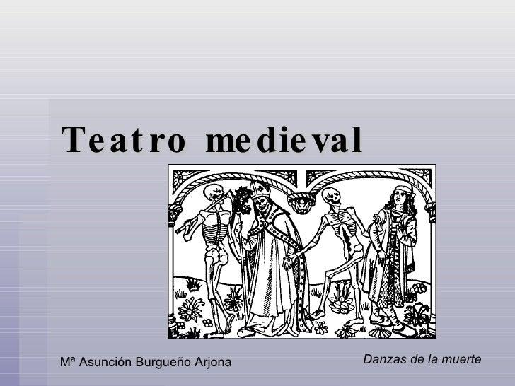 Teatro medie