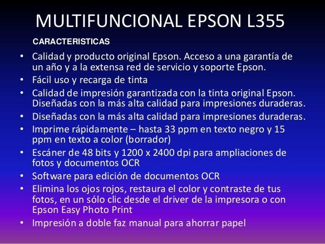 L355 EPSON