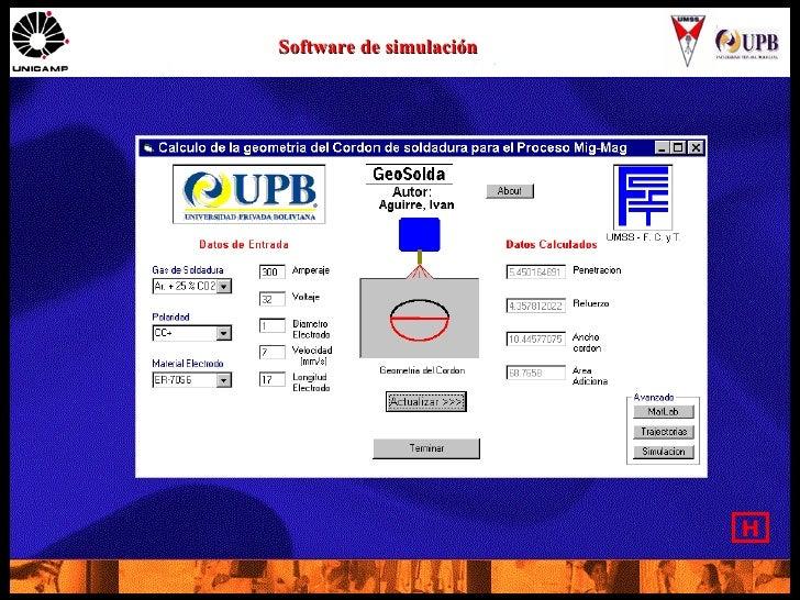 Software de simulación H