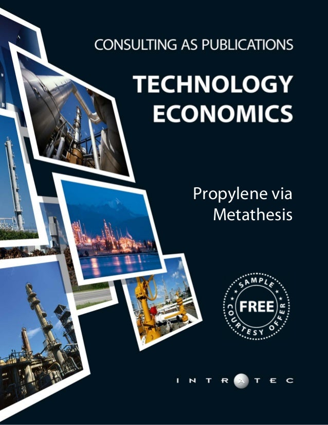 Technology Economics: Propylene via Metathesis