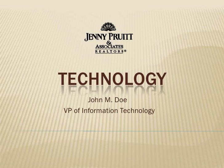 Tech Presentation 2