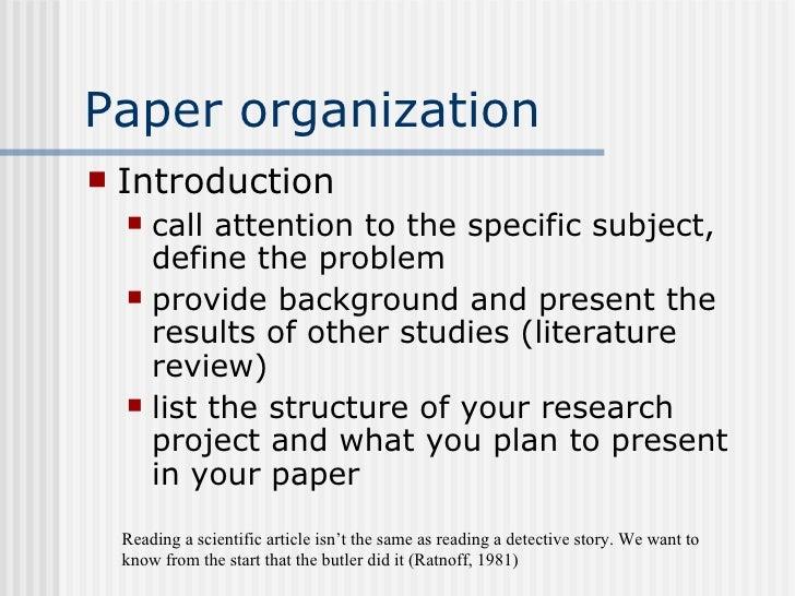 term paper idea crafts