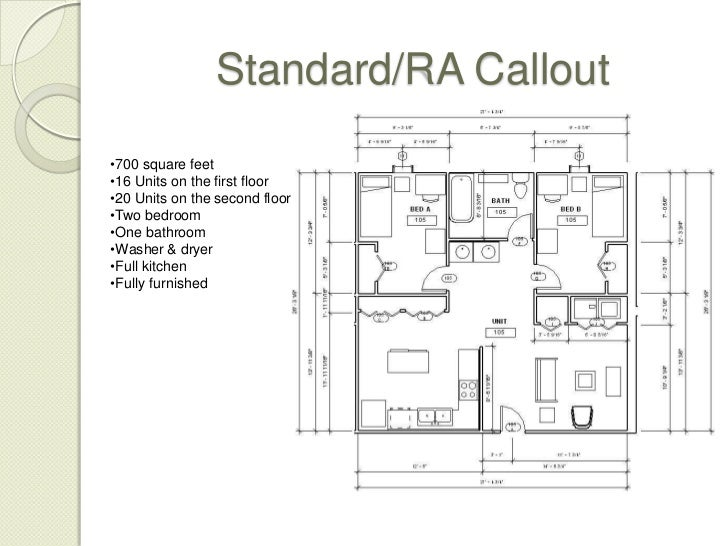 Tech 4313 wtamu housing revit power point