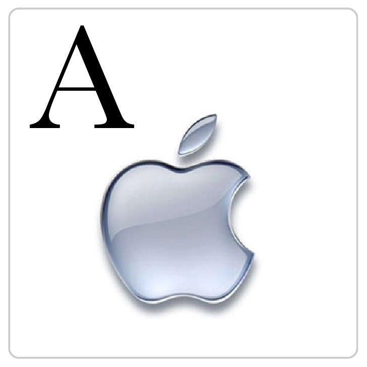 Tech Alphabet