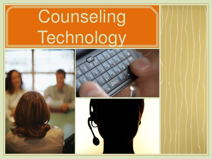 Counseling Technology PP
