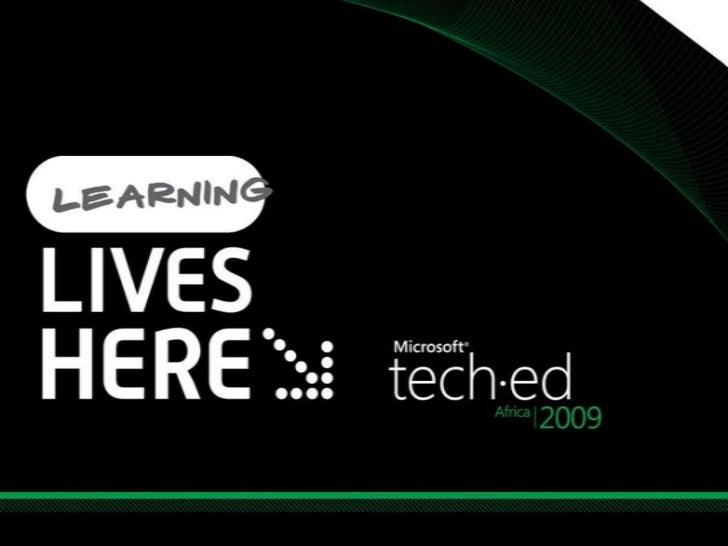Techedafricademystifyingbackuprestoreinsharepoint2007 090805103250 Phpapp02