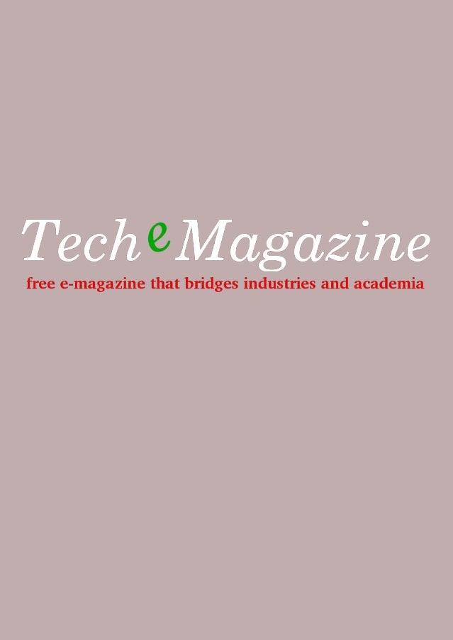 Techemagazine