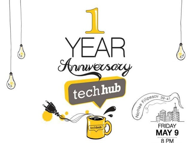 TechHub Bucharest: the first year!