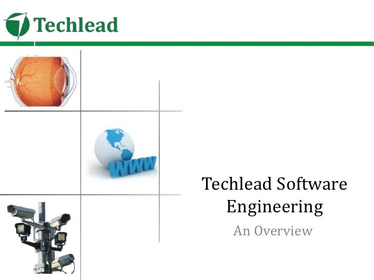 Techlead Software Engineering<br />An Overview<br />