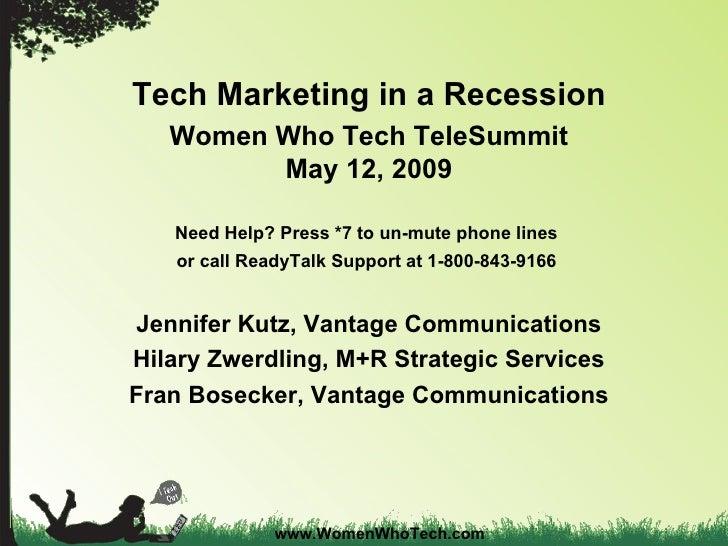 Tech Marketing