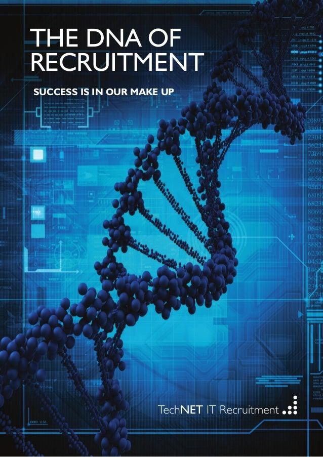 TechNET IT - The DNA of Recruitment