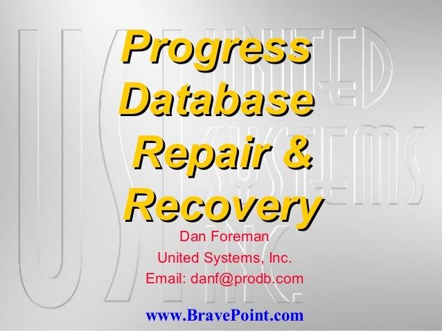 Technical track-afterimaging Progress Database