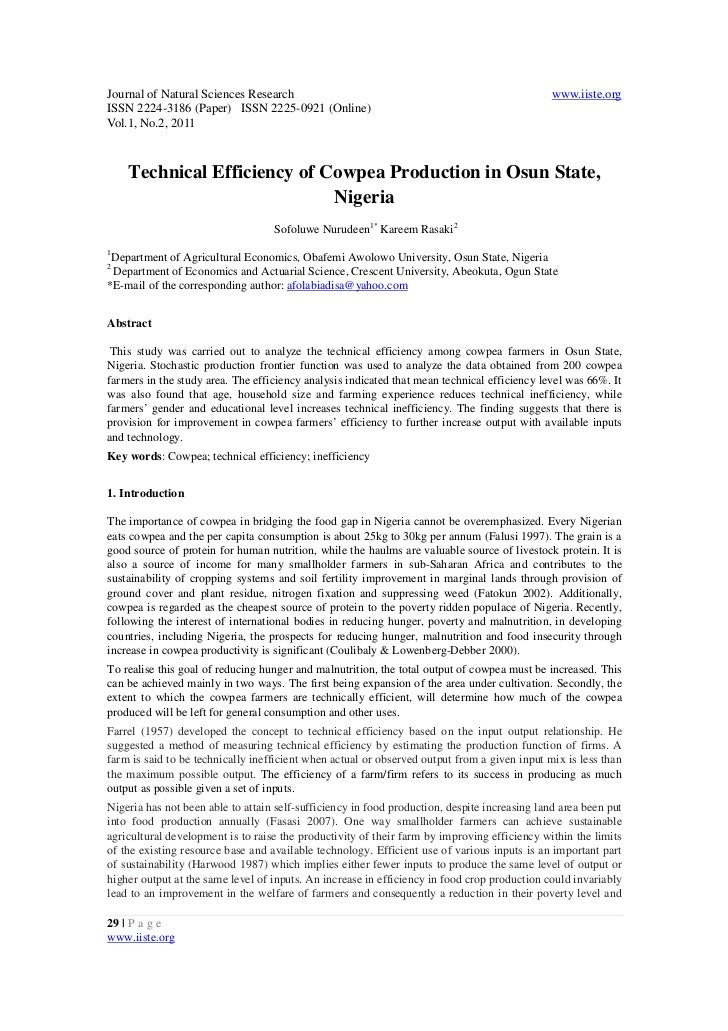 Journal of Natural Sciences Research                                                           www.iiste.orgISSN 2224-3186...