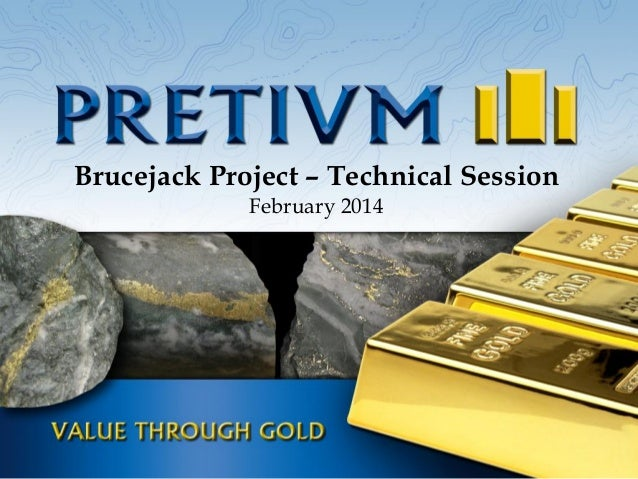 Brucejack Project – Technical Session February 2014