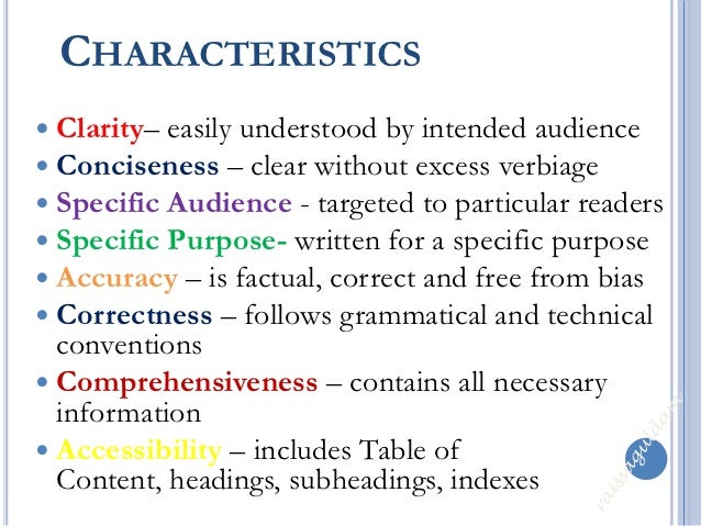 Importance of technical writing
