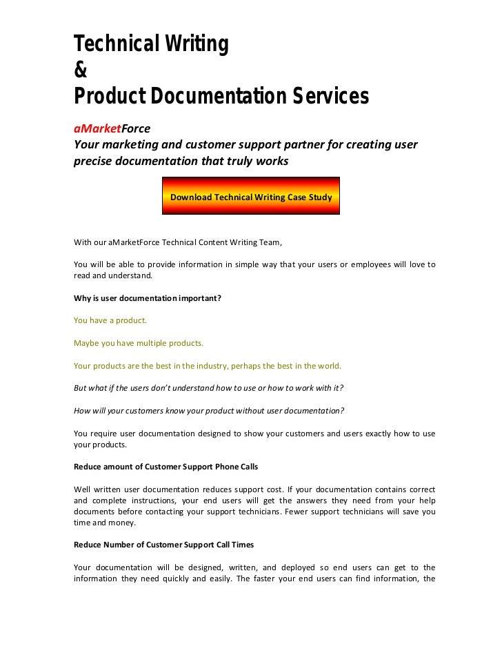 Technical Writing&Product Documentation ServicesaMarketForceYourmarketingandcustomersupportpartnerforcreatinguse...