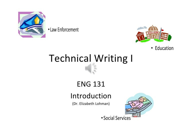 technical writing definition