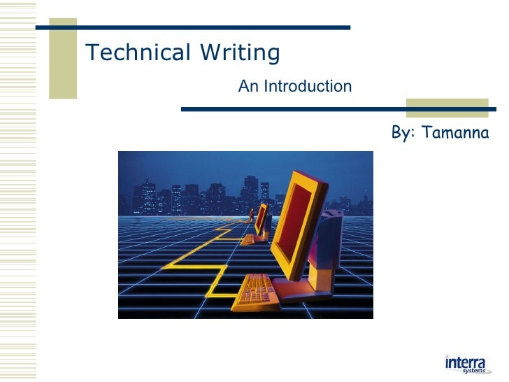 Technical Writing_An Introduction