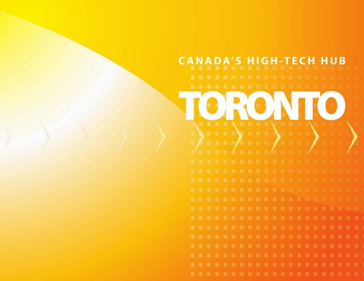 Toronto ICT Profile