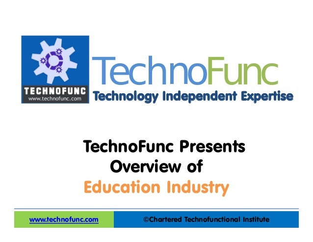 Education Industry Overview