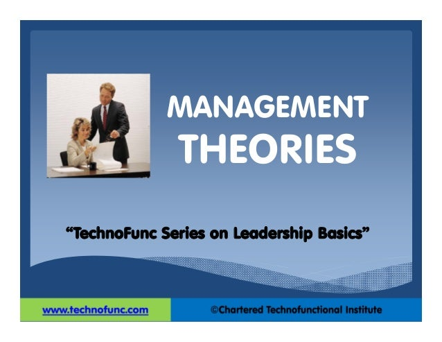 an administrative management theory management essay Management theories ae put in place to provide organization and quality of service often management teams do not enforce one of the theories according to our textbook, administrative theory is the study of how to create an organizational structure and control system that leads to high.