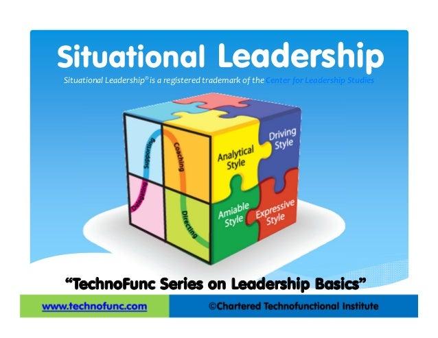 Situational Leadership Essay