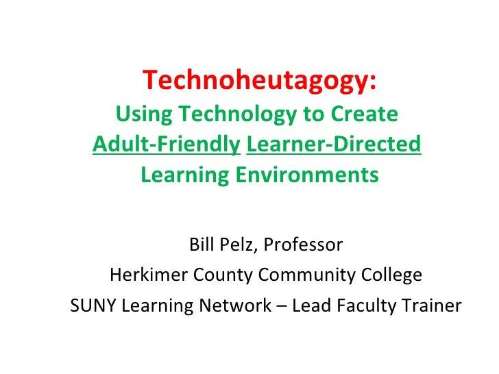 Technoheutagogy
