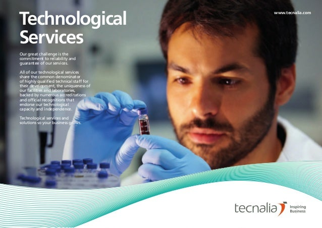 Technological Services Division Catalog