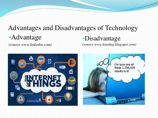 advantages and disadvantages of technology in education essay