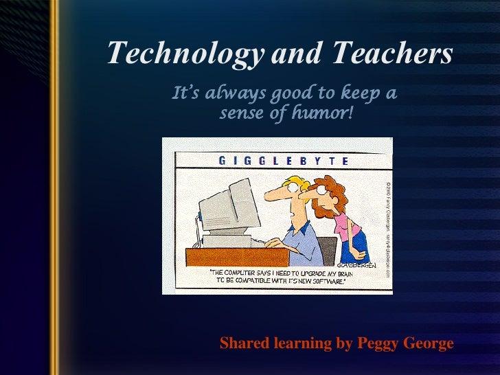 Technology and Teachers