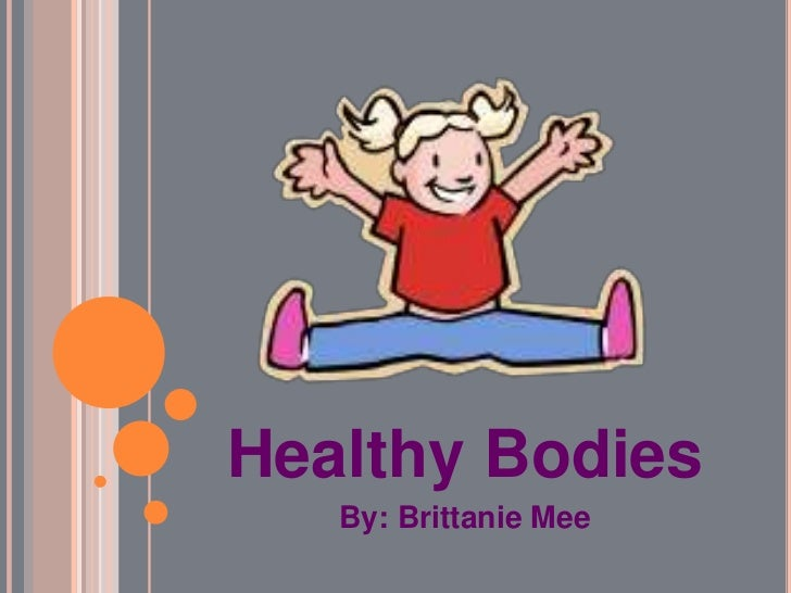 MAT 601 Healthy Bodies