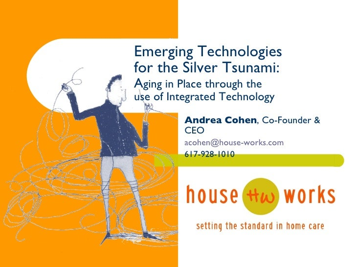 Technology and aging conference, abridged