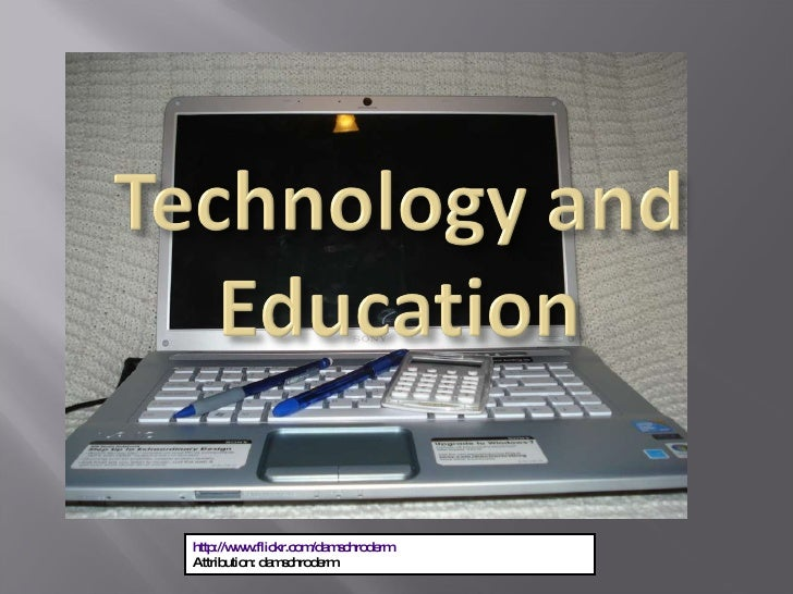 Technology And Education 560