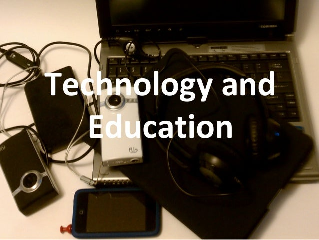 Technology and education   halle minney edfi 560