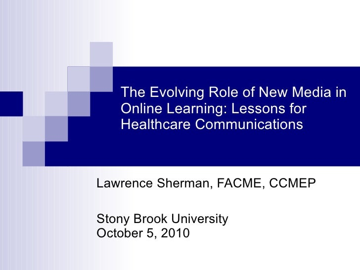 Technology and Healthcare Communications