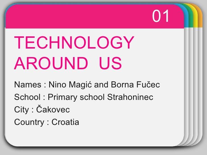 Technology around us1 nino borna_students_meet