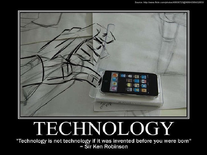 Technology Power and Use