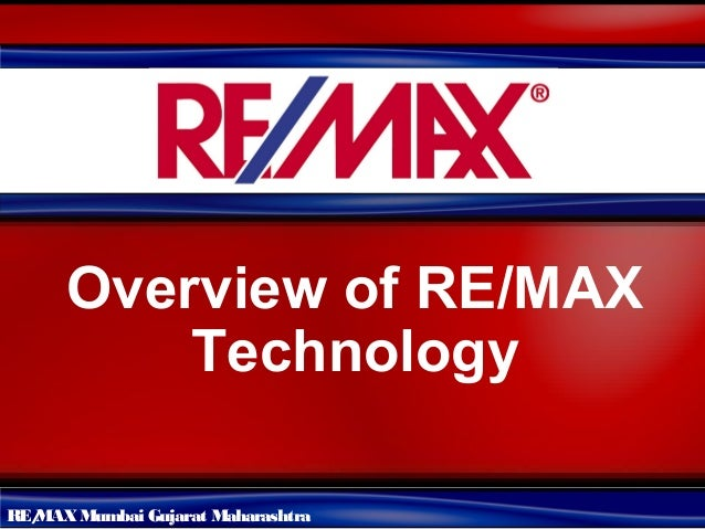 Technology at RE/MAX