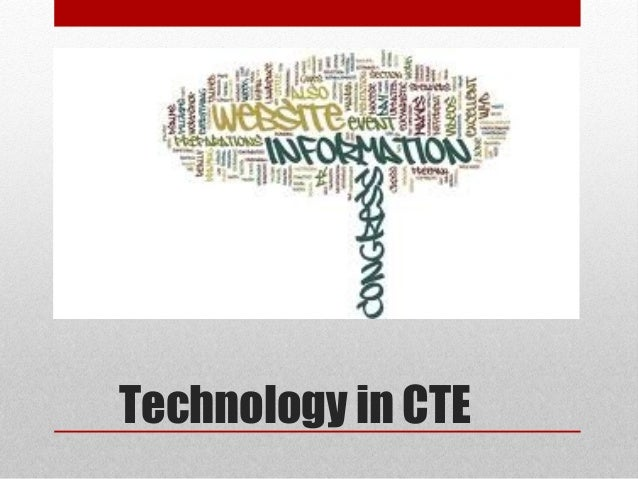 Technology in the CTE Classroom