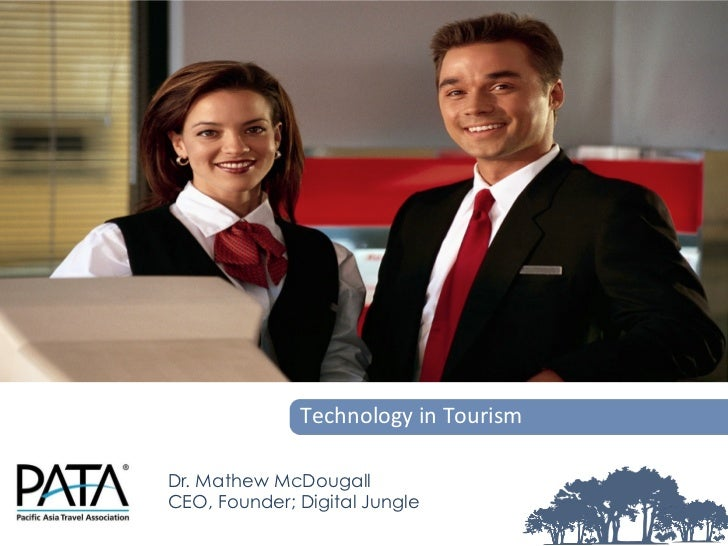 UNWTO/PATA Event - Technology in Tourism