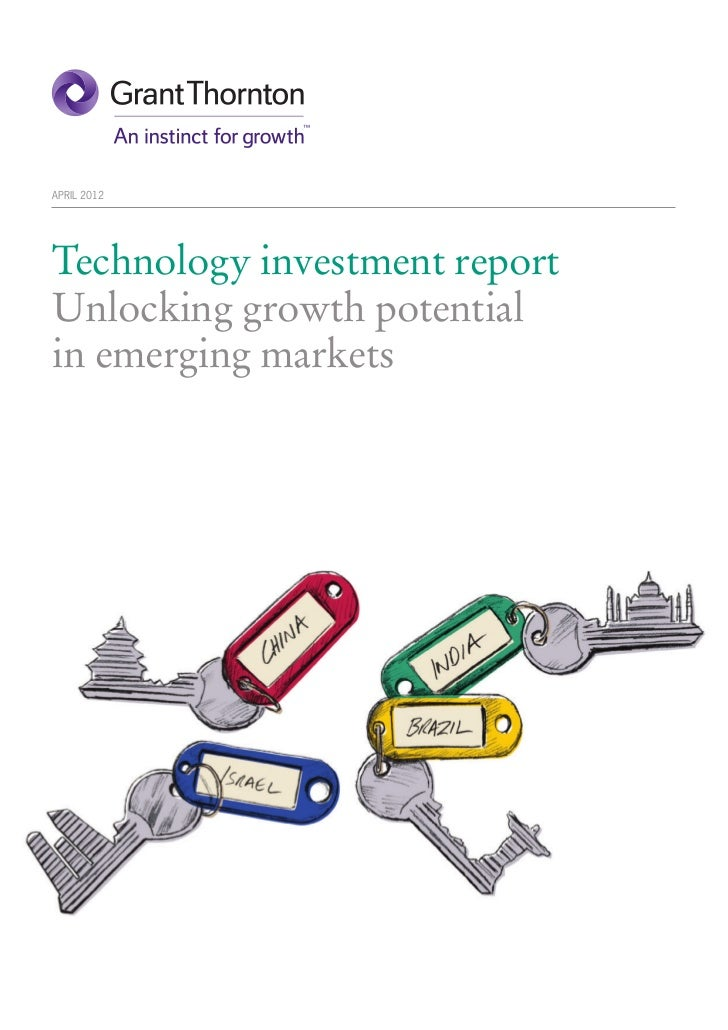 Grant Thornton - Technology International Expansion Report 2012