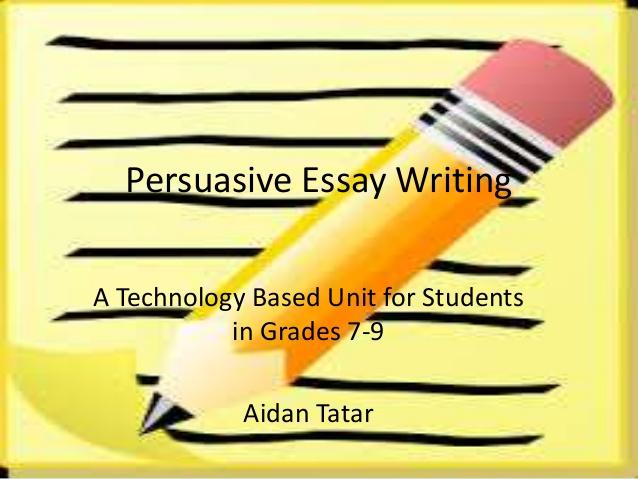 top 10 persuasive essay topics