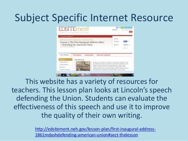 Putting a website in a persuasive essay?